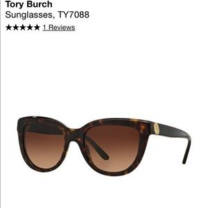 Tory Burch sunglasses good used condition